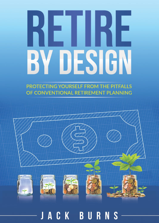Retire By Design by Jack Burns Book Cover